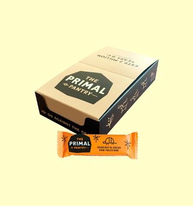 Barrita de Cacao - The Primal Pantry - 18 barritas
