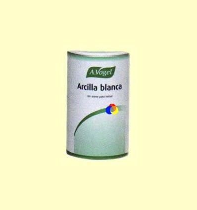 Arcilla Blanca - Blanqueador dental - A. Vogel - 400 gramos