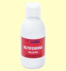 Nutiferrina Solución - Nutilab - 250 ml