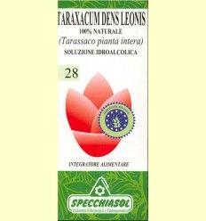 Dandelion Solución Hidroalcohólica - Specchiasol - 50 ml