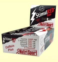 Barrita StimulRED - NutriSport - 24 barritas
