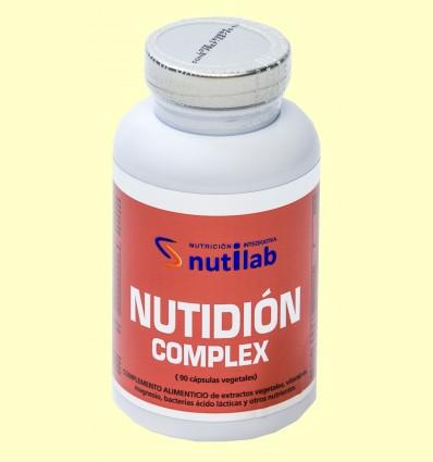 Nutidión Complex - Nutilab - 90 cápsulas