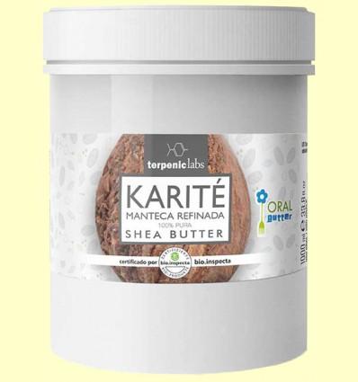 Manteca de Karité Bio - Terpenic Labs - 1 litro