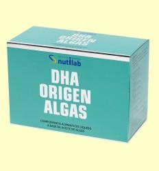 DHA Origen ALGAS - Nutilab - 90 ml