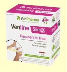 Venline Slim20 Ampollas - VenPharma - 20 ampollas *