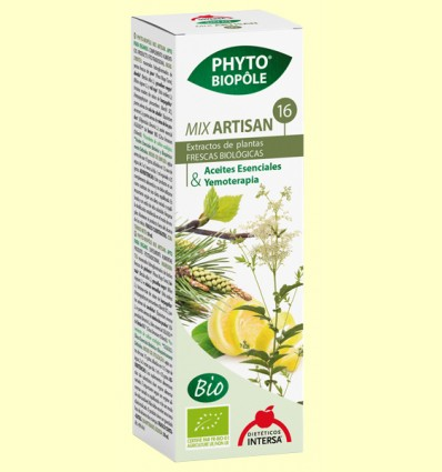 PhytoBiopôle Mix Artisan Bio - Articulaciones - Intersa - 50 ml