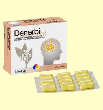 Denerbi - derbós - 45 cápsulas
