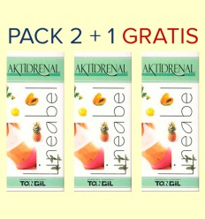 Aktidrenal - Lineabel - Tongil - Pack 2+1 GRATIS - 750 ml