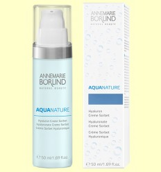 Aquanature Crema Sorbet Hialurónica - Anne Marie Börlind - 50 ml