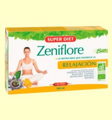Zeniflore Bio - Relajación - Super Diet - 20 ampollas