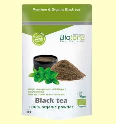 Té Negro Bio - Biotona - 90 gramos
