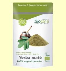 Yerba Maté Bio - Biotona - 90 gramos