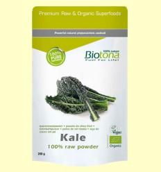 Col Rizada en Polvo Bio - Biotona - 120 gramos