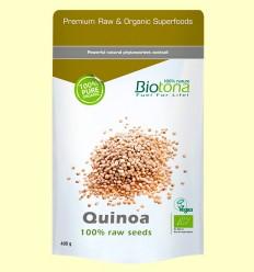 Semillas de Quinoa Bio - Biotona - 400 gramos