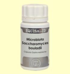 Microbiota® Saccaromyces Boulardii - Equisalud - 60 cápsulas