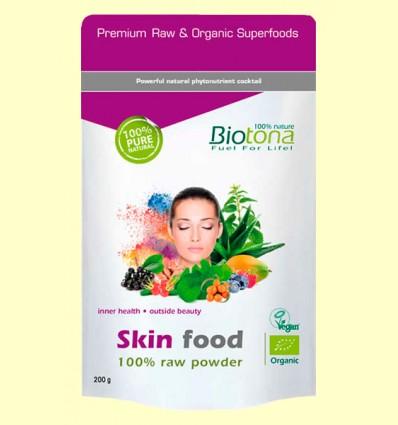 Skin Food - Mezcla Sinérgica Bio - Biotona - 200 gramos