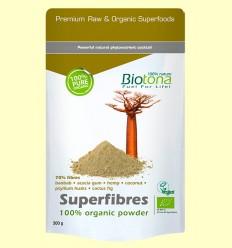 Superfibres Bio - Biotona - 300 gramos