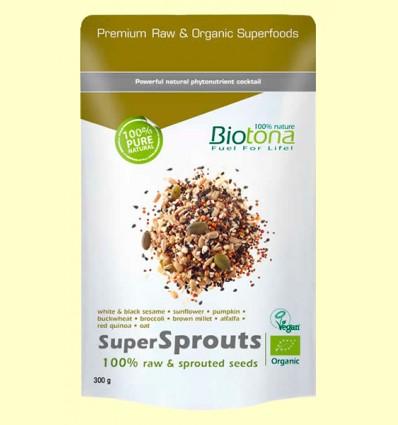 Supersprouts Bio - Biotona - 300 gramos