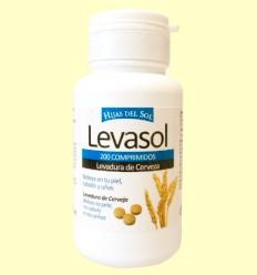 Levasol - Levadura de Cerveza - Hijas del Sol - 200 comprimidos