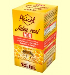 Apicol Jalea Real 500 - Tongil - 60 perlas