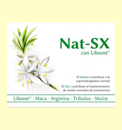 Nat-SX - Deseo Sexual - Espadiet - 10 cápsulas