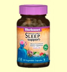 Sleep Support Targeted Choice - Bluebonnet - 30 cápsulas