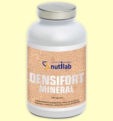 Densifort Mineral - Nutilab - 180 cápsulas