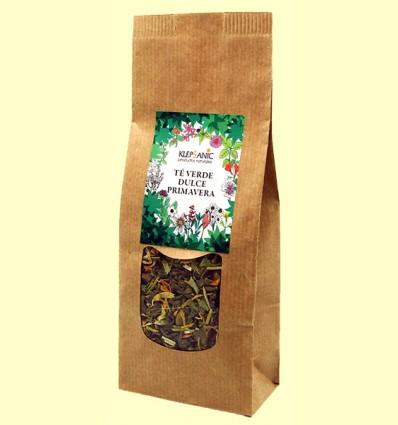Té Verde - Dulce Primavera - Klepsanic - 80 gramos