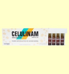 Celulinam Ampollas - Pirinherbsan - 15 ml