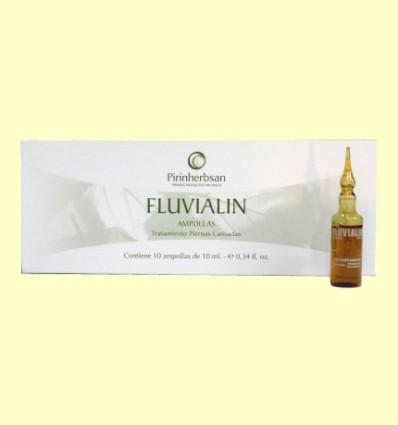 Fluvialin - Piernas Cansadas - Pirinherbsan - 10 ampollas