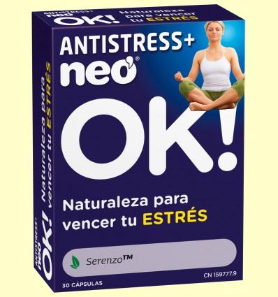 Antistress Plus - Sistema Nervioso - Neo - 30 cápsulas *