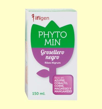 Phyto-Min Grosellero Negro - Ifigen - 150 ml