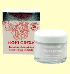 Crema de Noche - Nutritiva y Regeneradora - Collagena - 50 ml