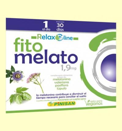 Fito Melato 1,9mg - Pinisan - 30 cápsulas
