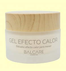 Gel Efecto Calor - Balcare - 50 ml