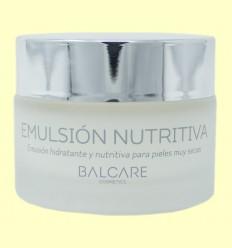 Emulsión Nutritiva Pieles Muy Secas Eco - Balcare - 50 ml