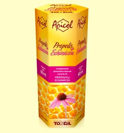 Apicol - Extracto de Própolis y Echinácea - Tongil - 60 ml