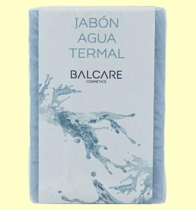 Jabón de Agua Termal - Balcare - 100 gramos