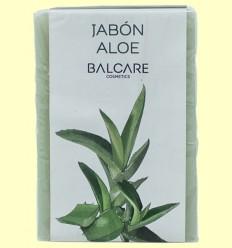 Jabón de Aloe Vera - Balcare - 100 gramos