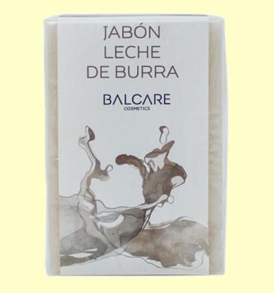 Jabón de Leche de Burra - Balcare - 100 gramos