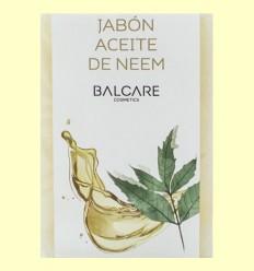 Jabón de Aceite de Neem - Balcare - 100 gramos
