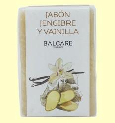 Jabón de Jengibre y Vainilla - Balcare - 100 gramos