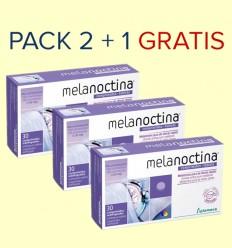 Melanoctina - Comprimidos Sublinguales - Plameca - Pack 2+1 GRATIS - 90 comprimidos
