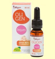 Oligen Peques (DHA 80%) - Ifigen - 30 ml