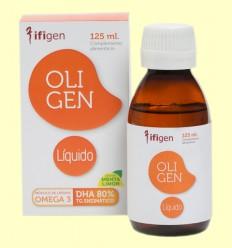 Oligen Líquido (DHA 80%) - Ifigen - 125 ml