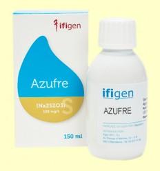 Oligoelemento Azufre - Ifigen - 150 ml