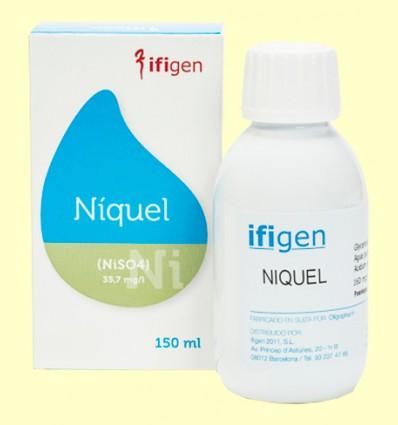 Oligoelemento Níquel - Ifigen - 150 ml
