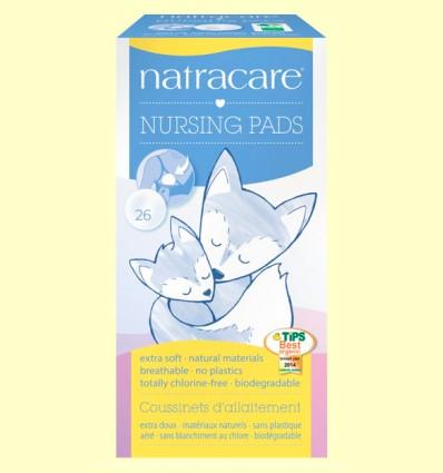 Almohadillas de Lactancia - Natracare - 26 unidades