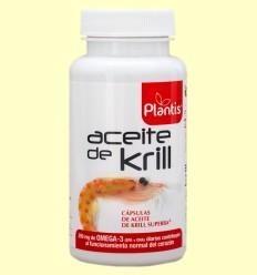 Aceite de Krill - Plantis - 90 cápsulas