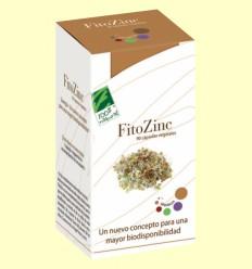 FitoZinc - 100% Natural - 90 cápsulas